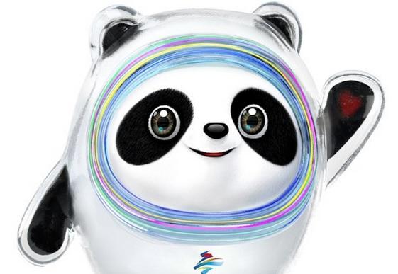 В Китае показали талисман Олимпиады-2022 – панду Дунь Дунь
