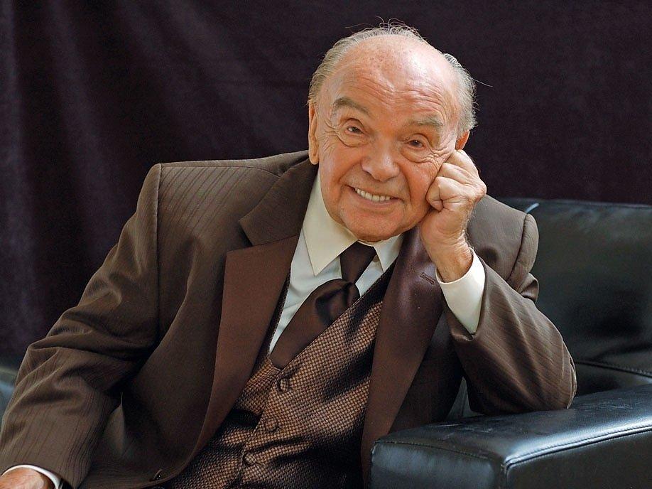Владимир Шаинский ушел из жизни на 93-м году жизни