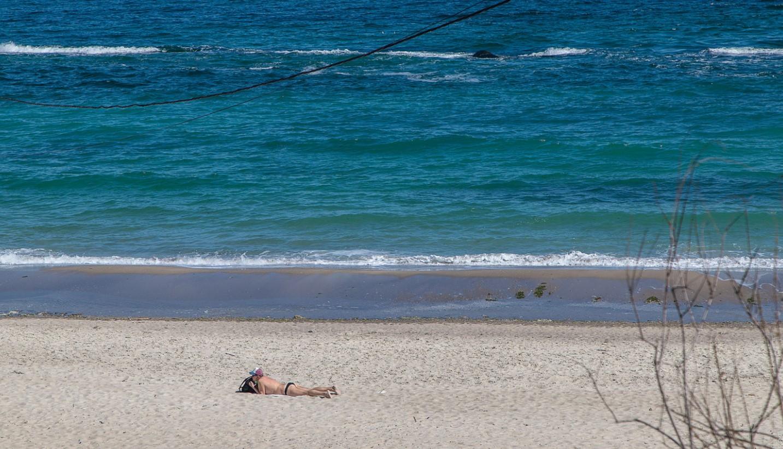 В Одессе не рекомендуют купаться на пляжах: пробы воды не соответствуют...