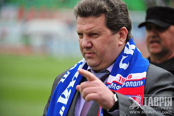В Украине создана Федерация футбола Крыма