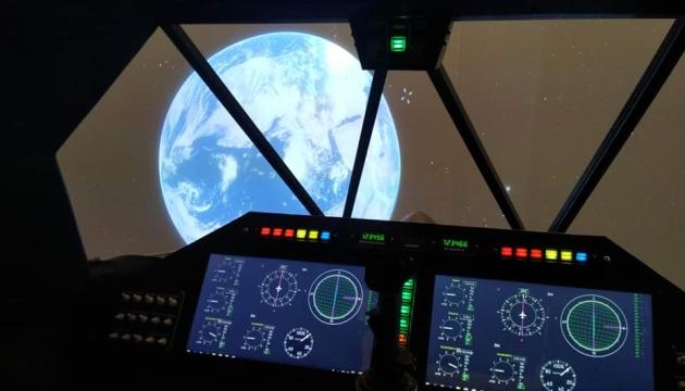 В житомирском музее космонавтики появится уникальный симулятор космическ...
