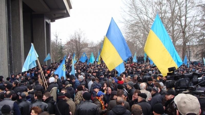 26 февраля станет Днем сопротивления оккупации Крыма, – указ Зеленского
