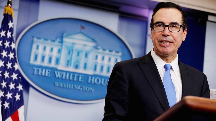 Министр финансов США Стивен Мнучин заявил, что Украину ожидает экономиче...