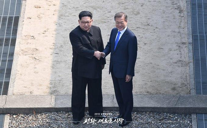 Лидеры Северной и Южной Корей проводят незапланированную встречу