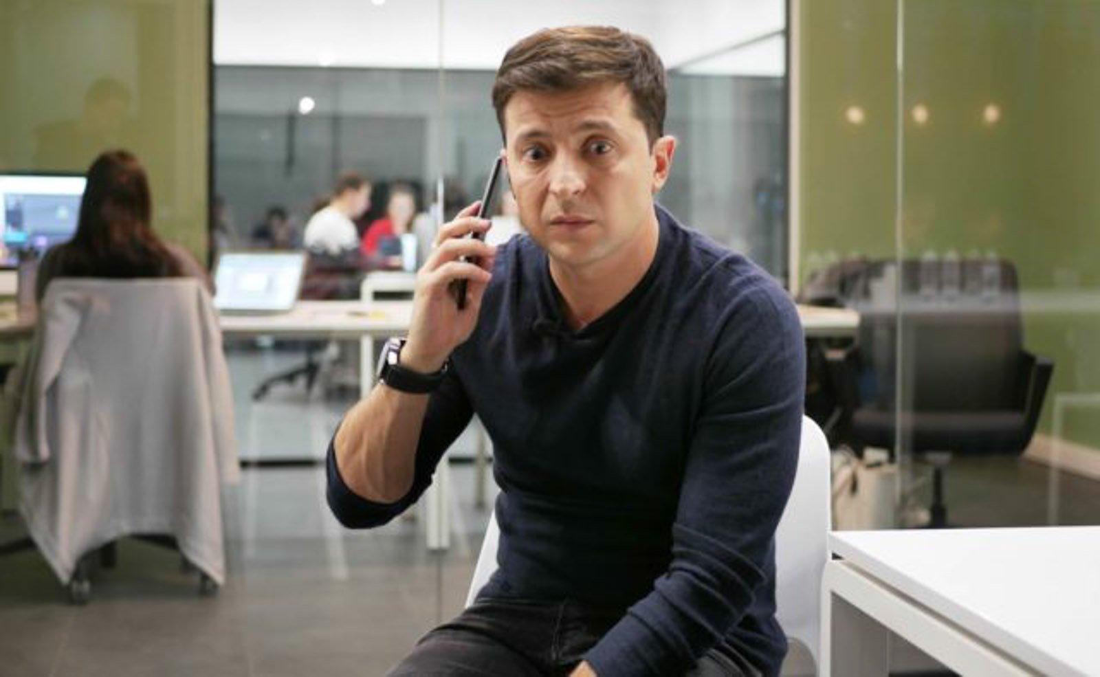 Зеленский в шестой раз поговорил с Путиным по телефону