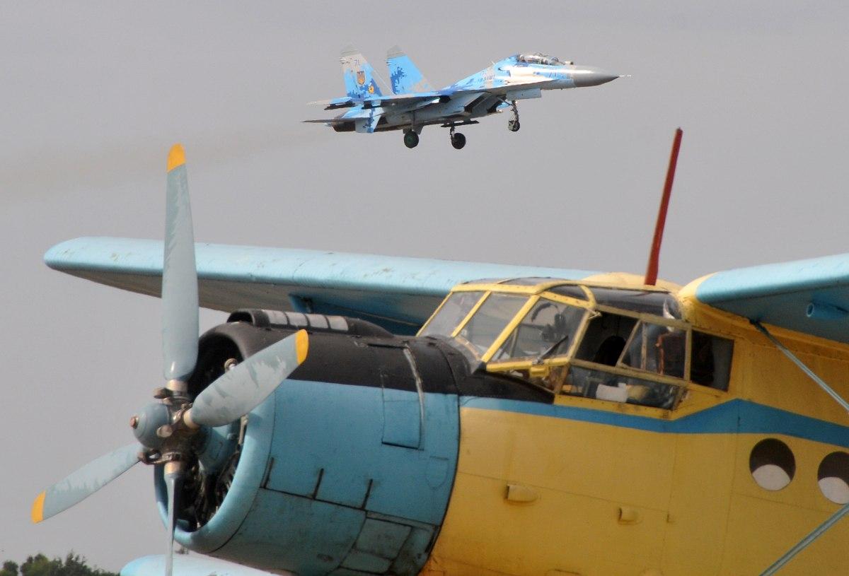 Через 10 лет спишут все, что осталось. Как спасти военную авиацию Украин...