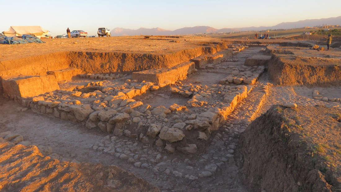 В Иракском Курдистане нашли 4000-летний затерянный город