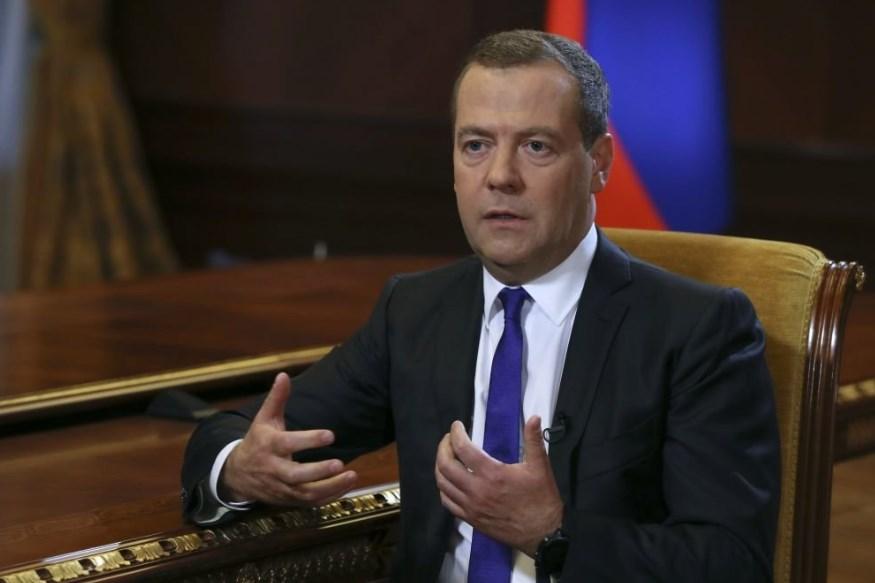 Медведев назвал условие для продления транзита газа. В Нафтогазе ответил...
