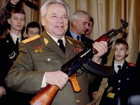Михаил Калашников, к 93-му дню рождения, получил в подарок лифт в подъез...