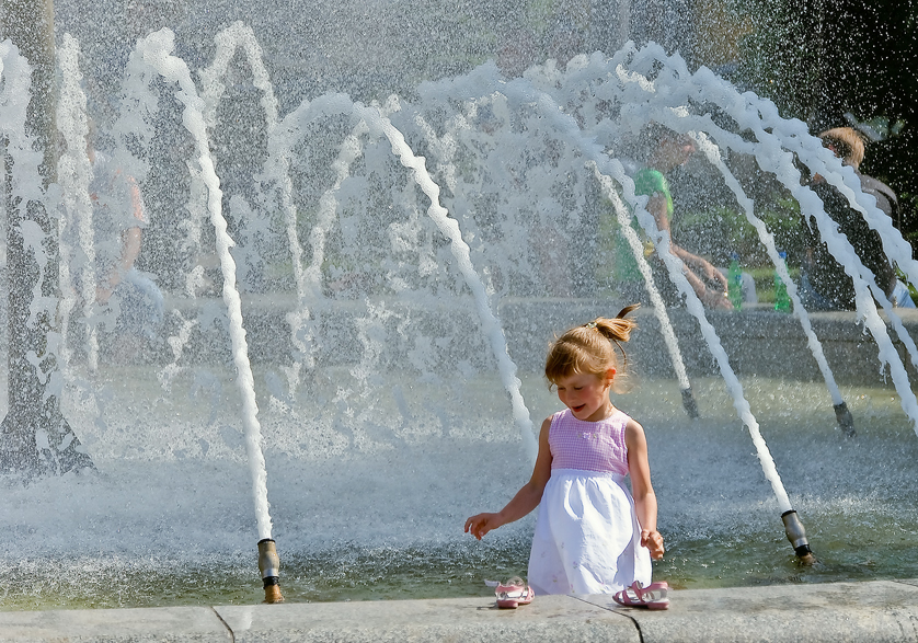 Побито пять рекордов. Июнь в Киеве был жарче климатической нормы на 3,5...