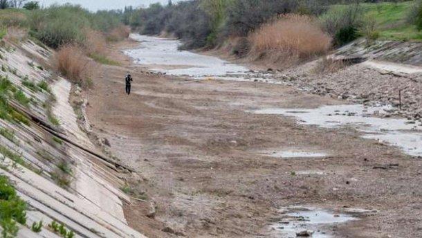 Вода в Крым – только после ухода оккупантов, – заявление МИДа