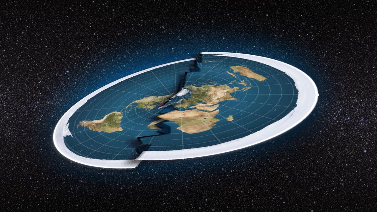 Только к штурвалу не пускайте: адепты теории плоской Земли отправятся в...