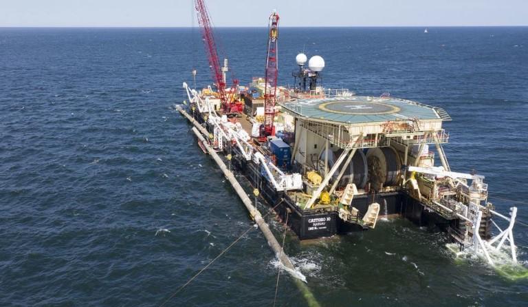 """Дания разрешила достроить """"Северный поток-2"""" с помощью судов нового типа"""