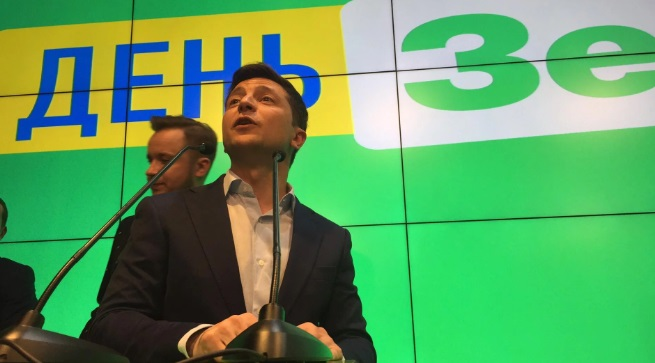 Зеленский назвал свою задачу №1 на посту президента