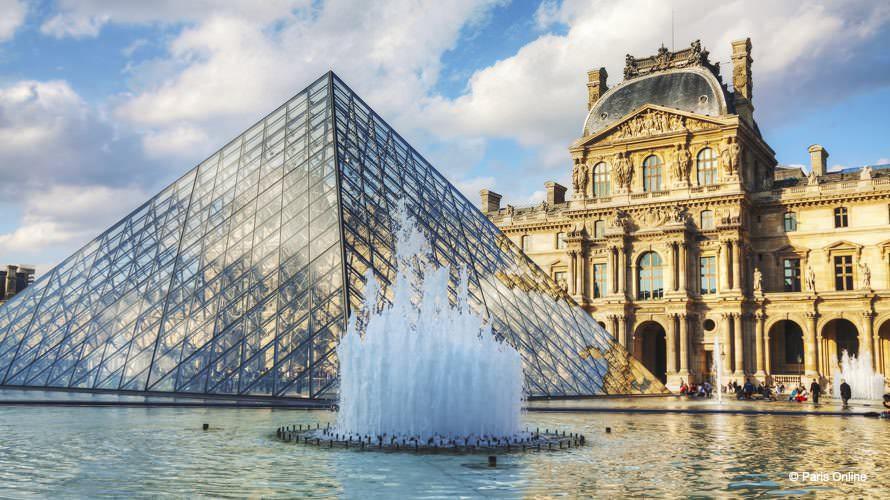 Во Франции Лувр начинает работу после долгого перерыва