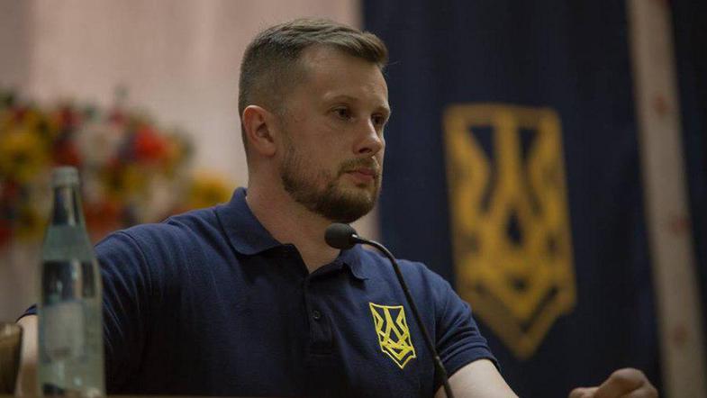"""СБУ намерена ликвидировать лидеров """"азовского движения"""", - Билецкий"""
