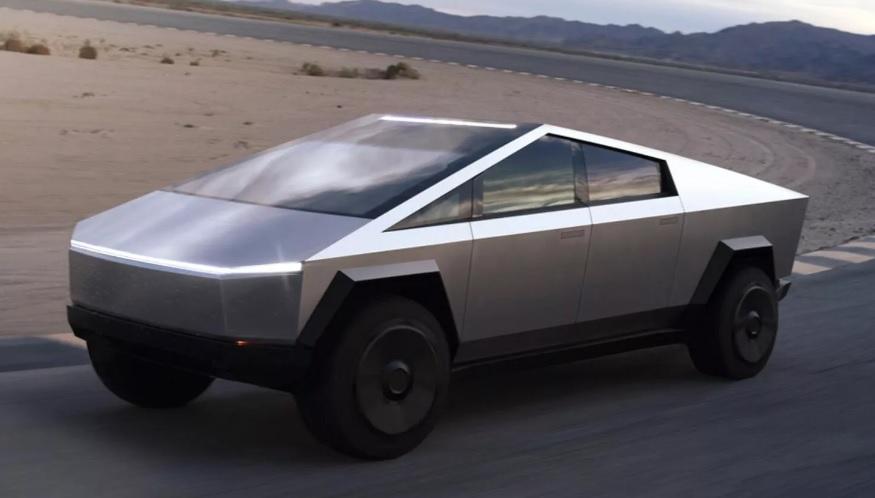 Корпус Tesla Cybertruck будут делать из материала для ракет SpaceX