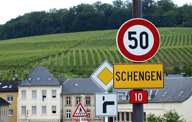 Европарламент одобрил присоединение Румынии и Болгарии к зоне Шенген
