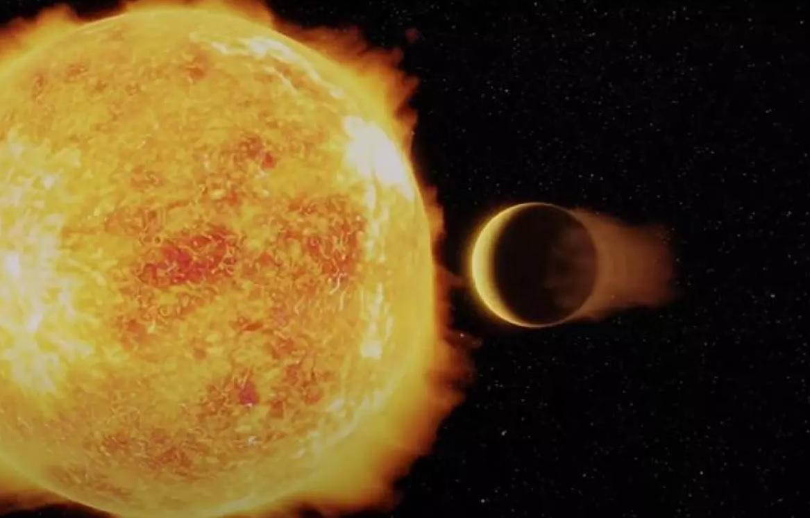 Сверхгорячий Нептун. Ученые нашли экзопланету, на которой сутки длятся 1...
