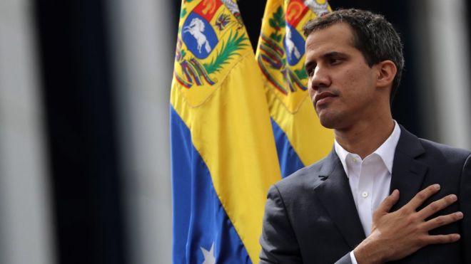 Гуайдо высказался по поводу военного вмешательства США в дела Венесуэлы