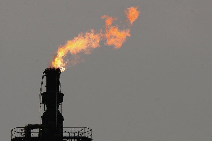 Транзит российского газа по территории Украины уменьшился на 13%