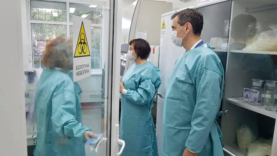 Ляшко заявил, что Украина по тестированию на COVID-19 обогнала Польшу: в...