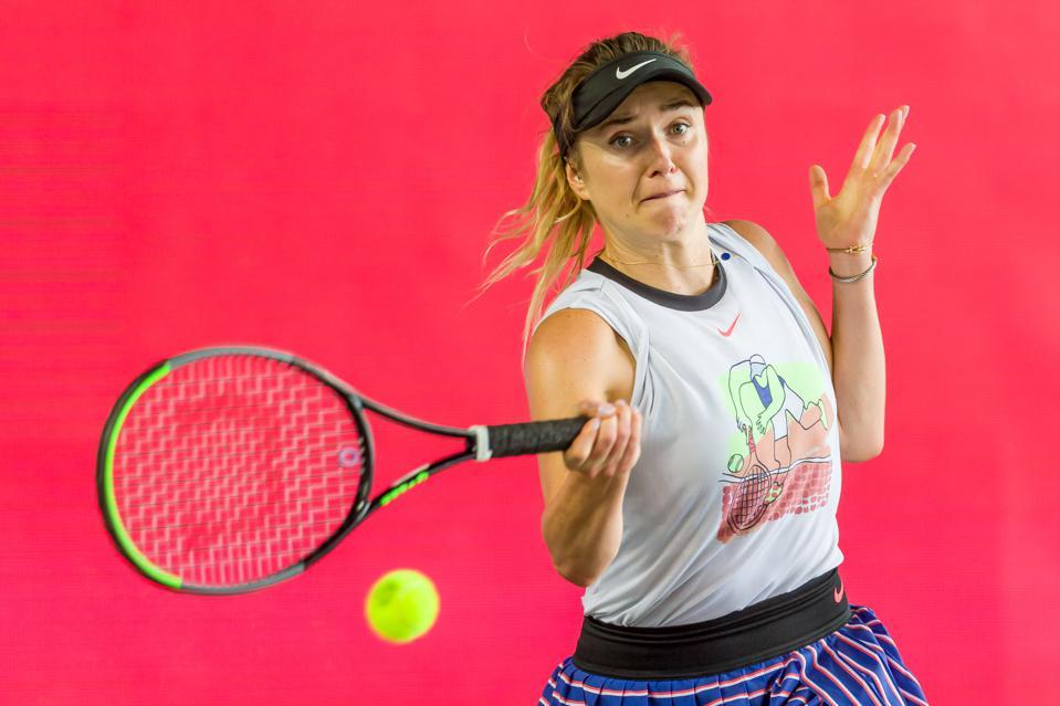 Элина Свитолина – №7 среди самых высокооплачиваемых спортсменок мира, –...