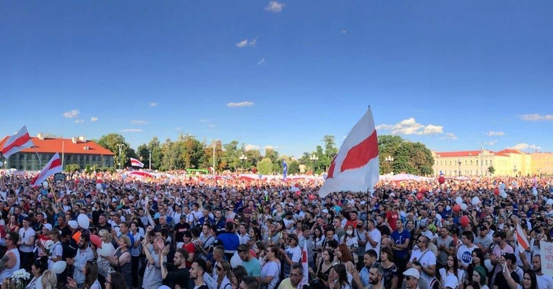 """Лукашенко сказал о начале """"агрессии"""" против страны и призвал сограждан """"..."""