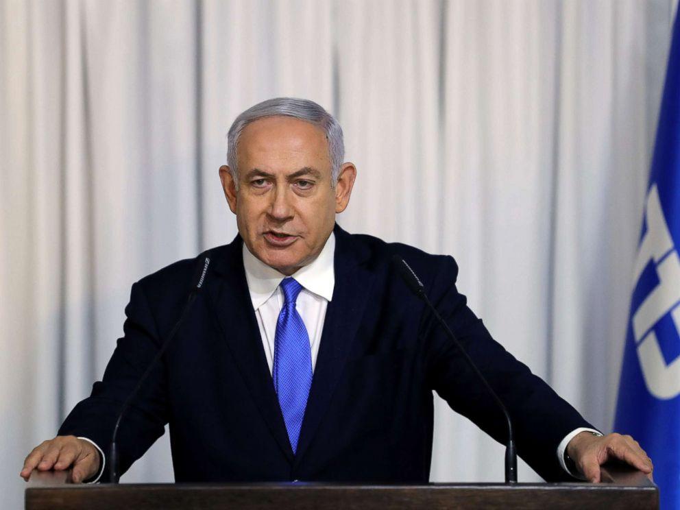 Премьер-министр Израиля пообещал аннексировать Западный берег реки Иорда...