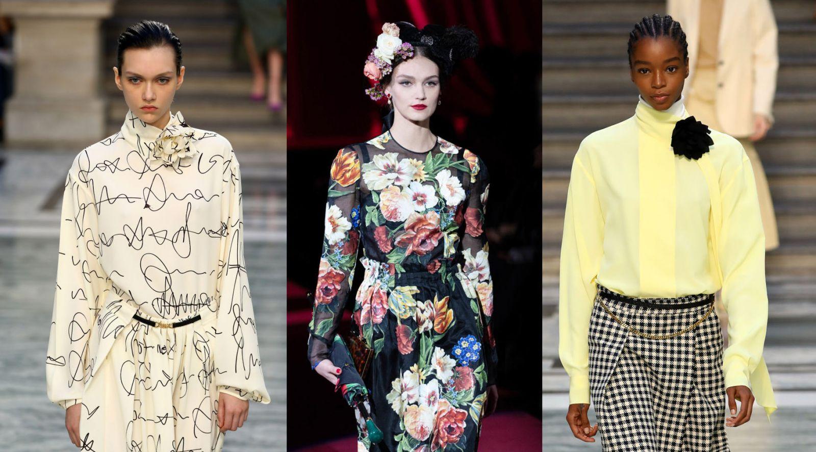 Пышные, кожаные и вязаные. ТОП-5 главных трендов платьев осени – 2019
