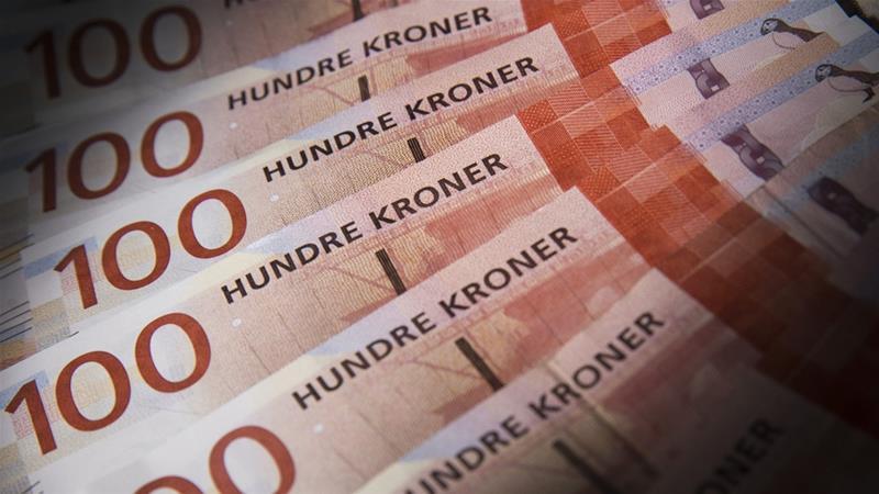 Пенсионный фонд Норвегии на фоне пандемии коронавируса потерял 18 млрд е...