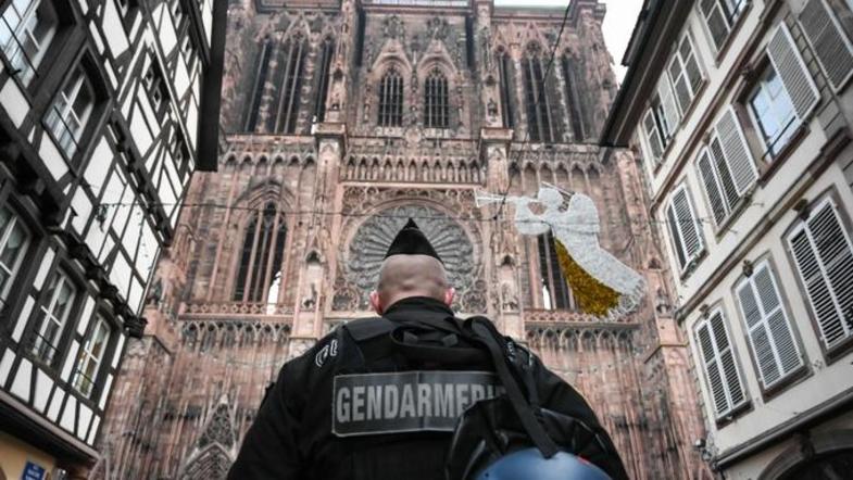 Французская полиция определила точное место, с которого начался пожар в...