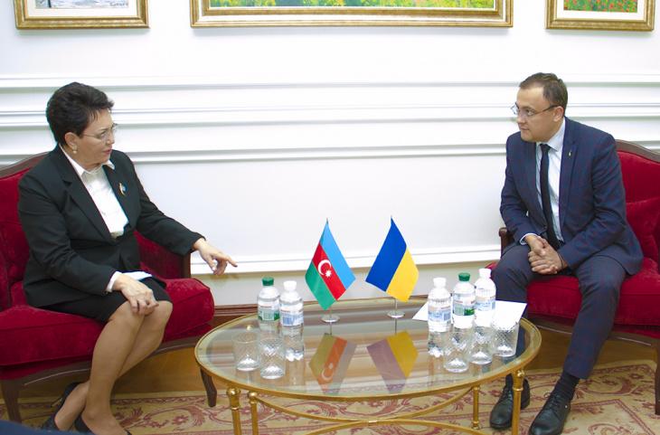 Азербайджан доволен позицией Украины по Карабаху,  – посол
