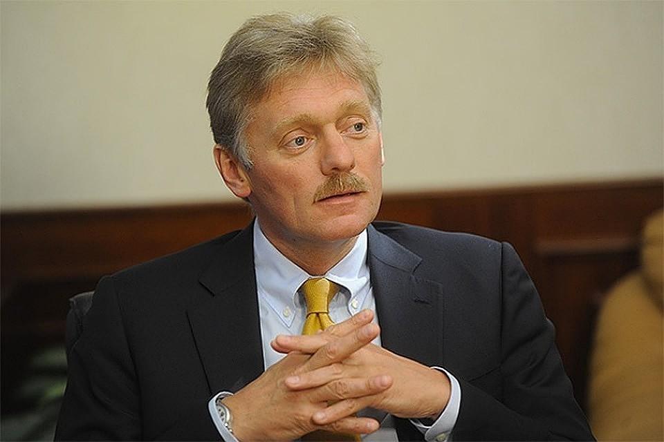 Песков: Легитимность президентских выборов в Украине – под вопросом