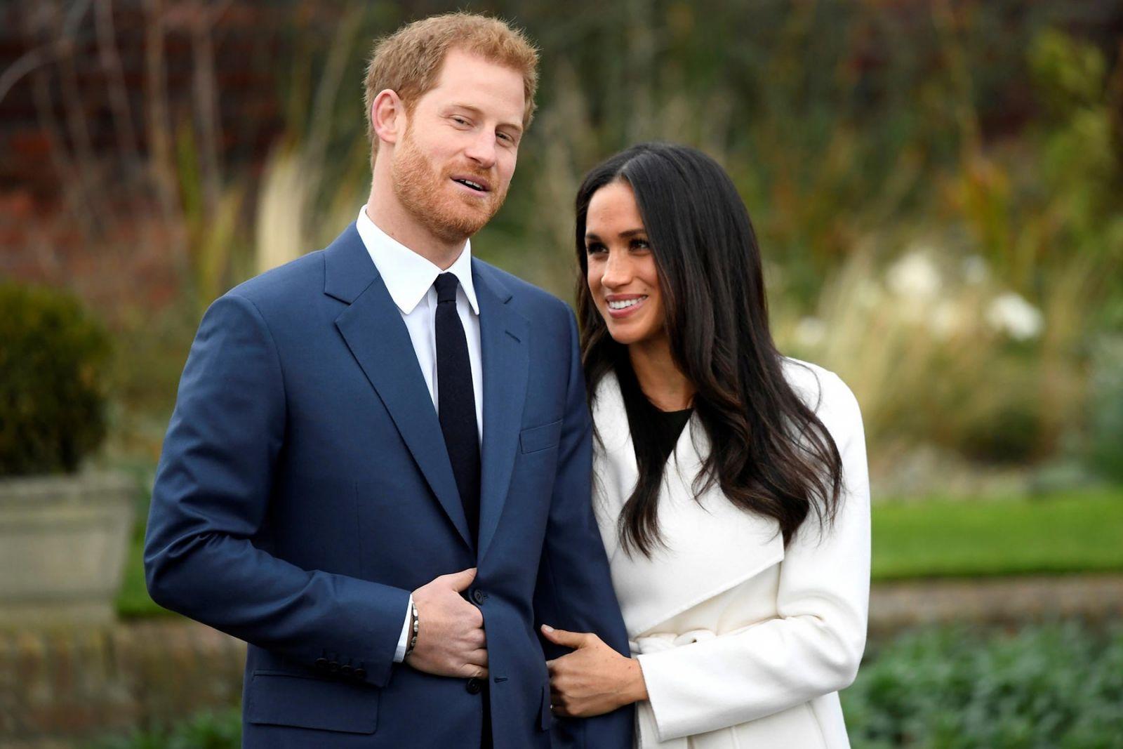 Меган Маркл и принц Гарри дали редкое совместное интервью
