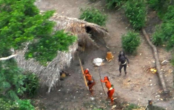 В Бразилии арестовали миссионера из США, попавшего на земли дикого племе...
