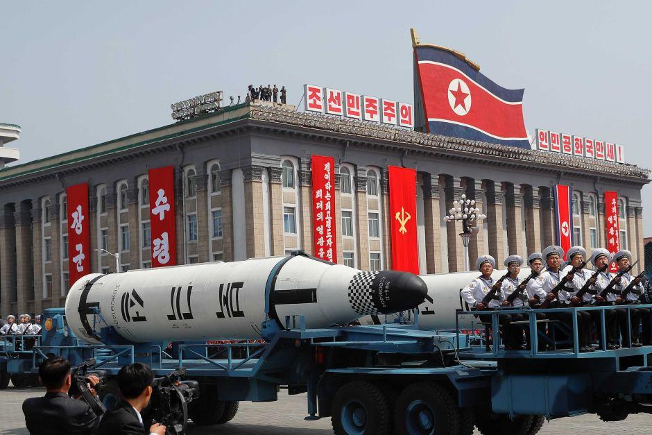 """КНДР могла """"справиться"""" с ракетными двигателями и без Украины, - разведк..."""