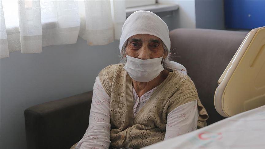 107-летняя жительница Турции вылечилась от коронавируса