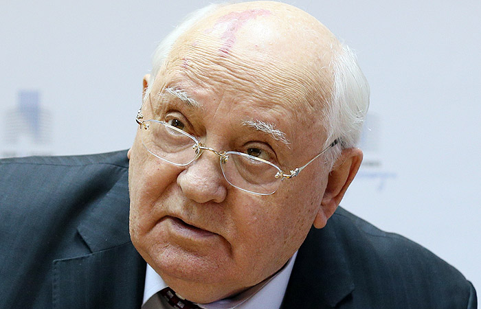 """Горбачев заявил о """"выдумках"""" авторов сериала """"Чернобыль"""""""