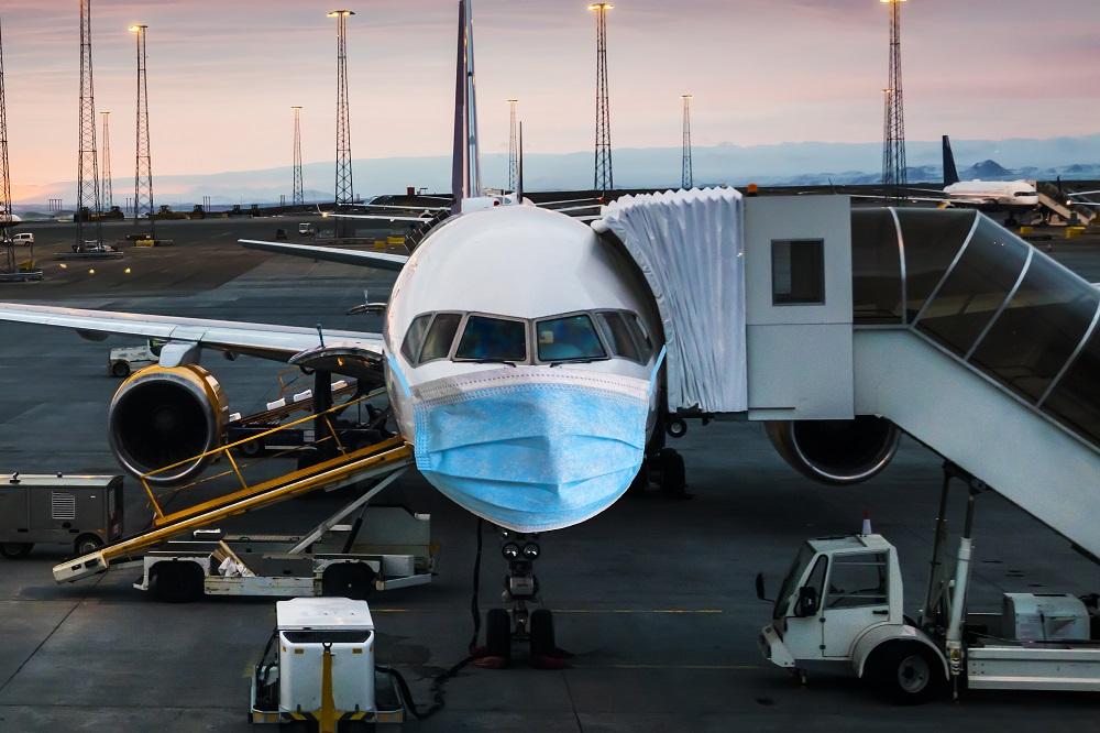 В туалет — по записи: 5 правил авиапутешествия в разгар пандемии коронав...