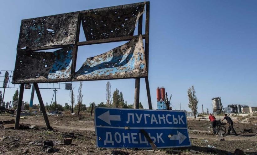 Боевики совершили 50 выстрелов из танков, - штаб АТО