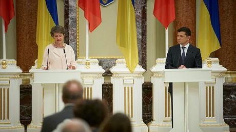 Швейцария выделит Украине более 3 млрд грн помощи