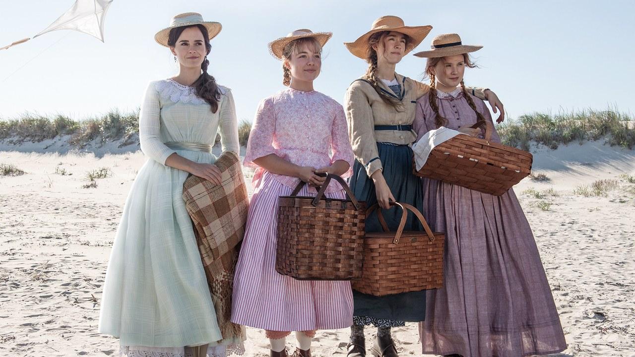 Американская классика: Эмма Уотсон и Мерил Стрип появились в трейлере фи...