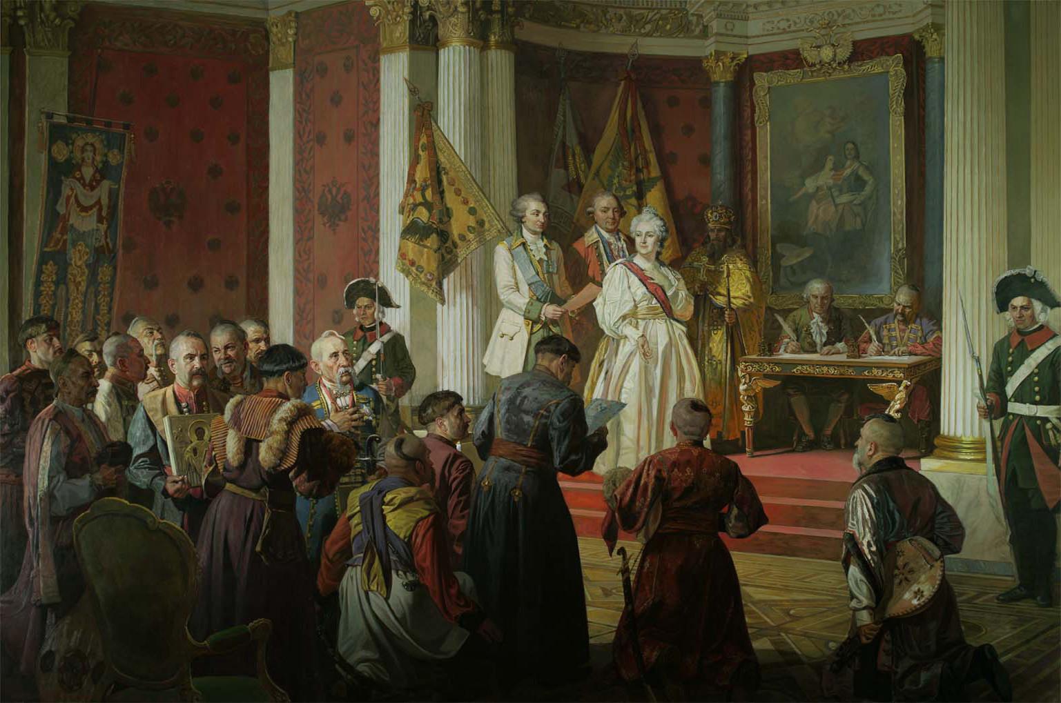 Малороссы на Неве. 7 выдающихся украинцев, служивших российской короне