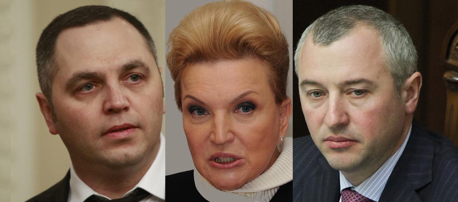 Возвращение позавчерашних. Почему соратники Януковича перестали скрывать...