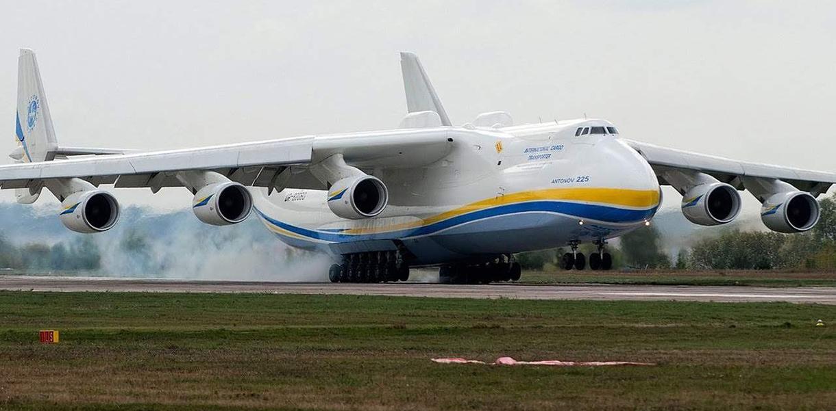 """Китай начнет производство Ан-225 """"Мрия"""" в 2019 году"""