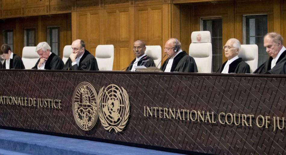 Россия в Гааге обвинила Украину в дискриминации русскоязычных