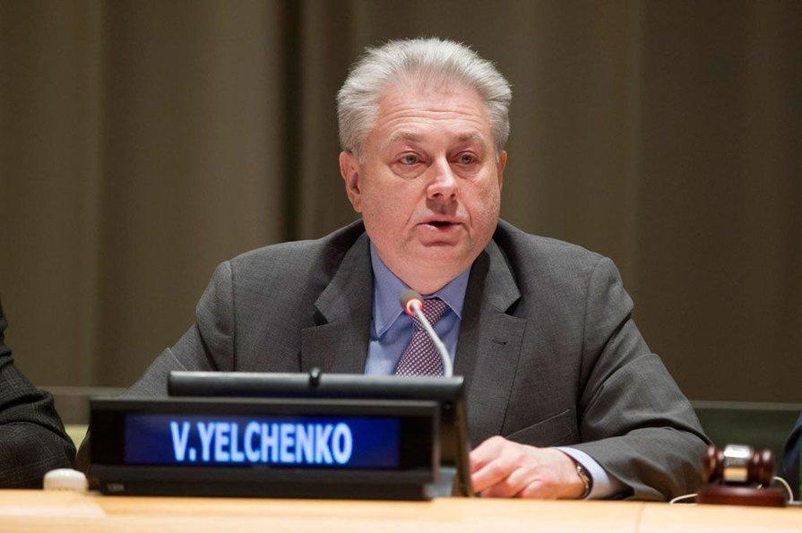 Новым послом Украины в США станет Ельченко