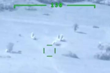 Минобороны Азербайджана показало уничтожение армянского ЗРК С-300