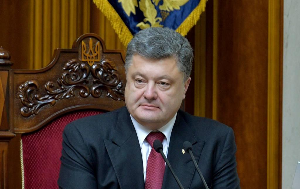 """Порошенко обещает кадровые решения из-за """"последних событий"""""""